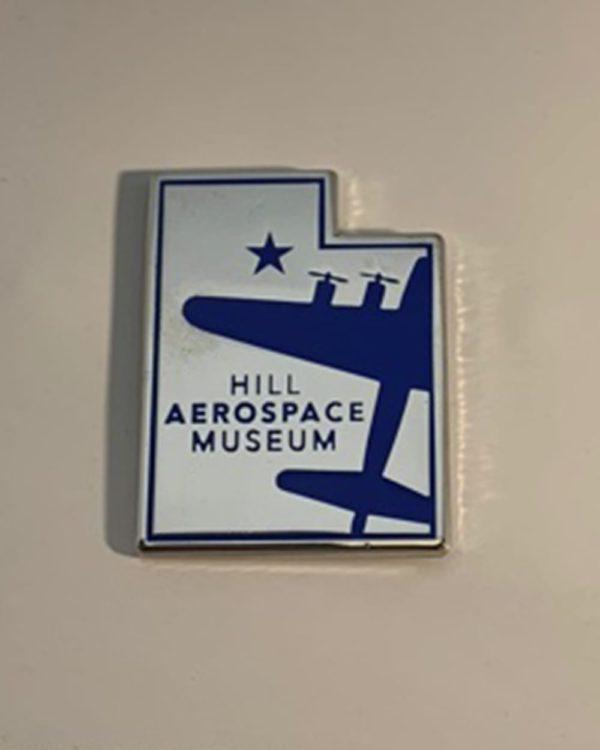 Hill Aerospace Museum Pin