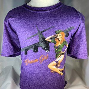 "Pinup ""Dream Girl"" T-Shirt"