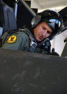 Col. David Goldfein, Holloman Air Force Base, NM. (U.S. Air Force photo by Airman Jamal Sutter).