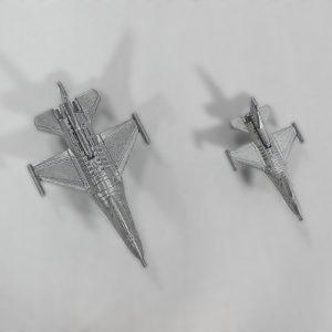 Gift Shop F-16 Pins